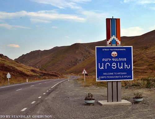Kelionė į Kalnų Karabachą – filmo premjera!