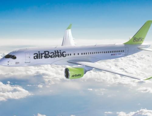 Viskas, ką reikia žinoti apie airBaltic verslo klasę