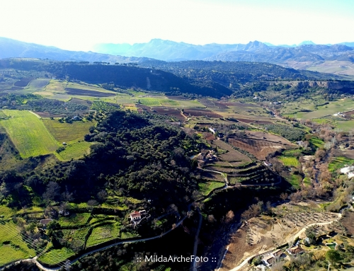 Ispanija, Ronda — palaimintas pasaulio pakraštys
