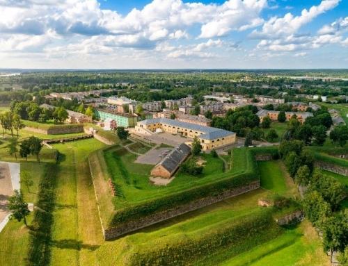Daugpilio tvirtovė – unikalus turistinis objektas Baltijos šalyse.