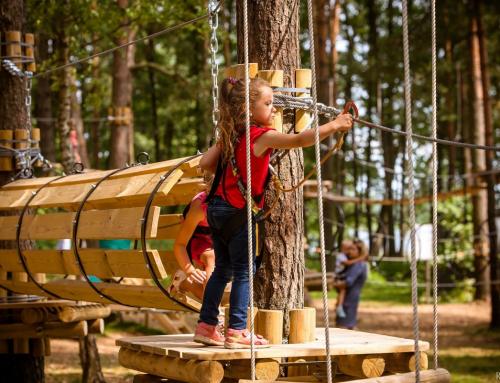 Daugpilis šeimoms su vaikais. Top – 20 vietų, kurias reikia aplankyti Daugpilyje.